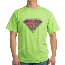 SuperReader(Pink) T-Shirt