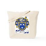 Moray Family Crest Tote Bag