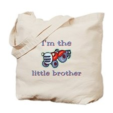 Little Brother 4 Tote Bag