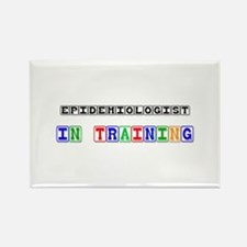 Epidemiologist In Training Rectangle Magnet