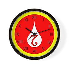 Mentor Chirurgeon Wall Clock