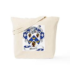 Morris Family Crest Tote Bag