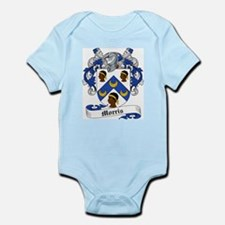 Morris Family Crest Infant Creeper