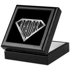 SuperReader(metal) Keepsake Box