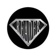 "SuperReader(metal) 3.5"" Button"