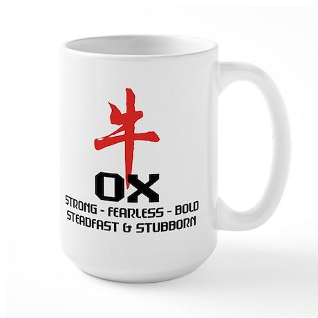 OX Large Mug
