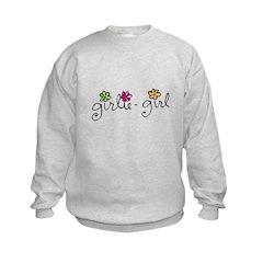 girlie-girl Sweatshirt