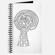 Crete Goddess Journal