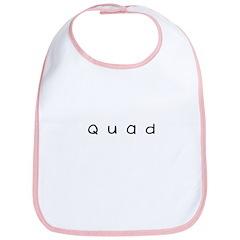 quad Bib