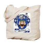 Morrison Family Crest Tote Bag