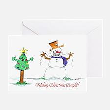 Ortho Kids Greeting Card