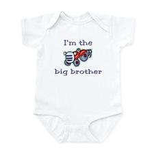 Big brother 4 Infant Bodysuit