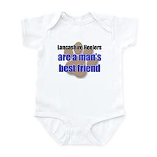 Lancashire Heelers man's best friend Infant Bodysu