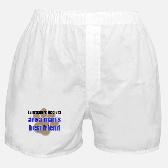 Lancashire Heelers man's best friend Boxer Shorts