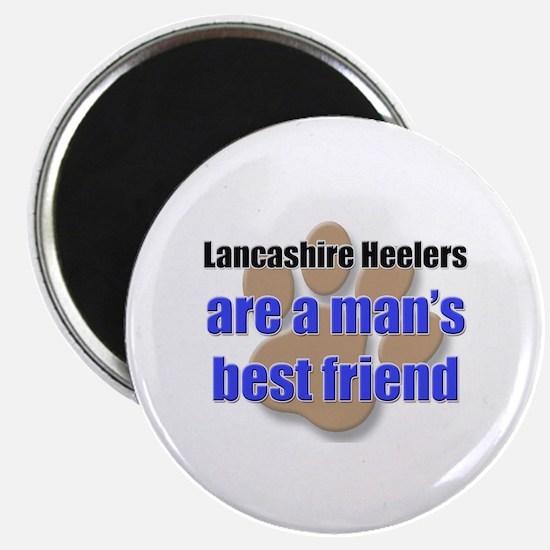 Lancashire Heelers man's best friend Magnet