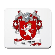 Mowbray Family Crest Mousepad