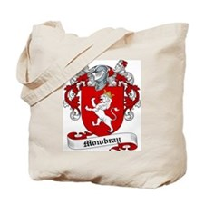 Mowbray Family Crest Tote Bag