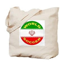 Iran World Cup 2006 Soccer Tote Bag