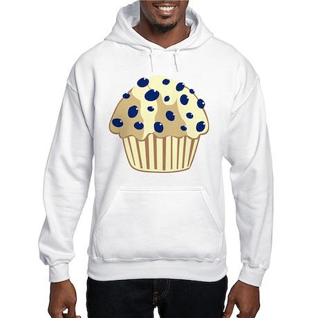 Blueberry Muffin Hooded Sweatshirt