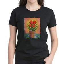 Tulips and Pearls Tee