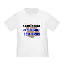 Kooiker Hounds man's best friend T