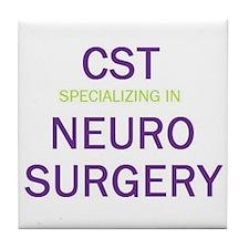 CST - Neuro Tile Coaster