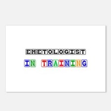 Emetologist In Training Postcards (Package of 8)