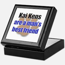 Kai Kens man's best friend Keepsake Box