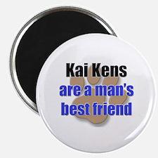 Kai Kens man's best friend Magnet