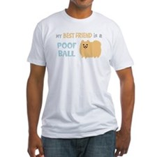 Pomeranian Poof Ball Shirt