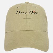 Dance Diva Baseball Baseball Cap