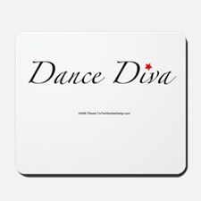 Dance Diva Mousepad