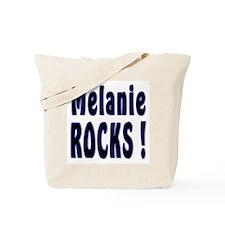 Melanie Rocks ! Tote Bag