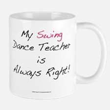 My Swing Dance Teacher Mug