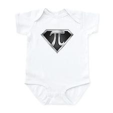SuperPI(metal) Infant Bodysuit