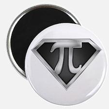 """SuperPI(metal) 2.25"""" Magnet (10 pack)"""