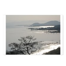 Lake Chapala, Mexico Postcards (Package of 8)