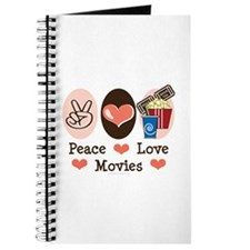 Peace Love Movies Journal