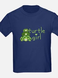 turtle girl T