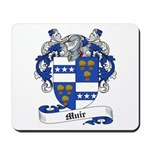 Muir Family Crest Mousepad