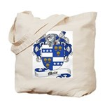 Muir Family Crest Tote Bag