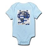 Muir Family Crest Infant Creeper