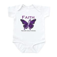 Pancreatic Cancer Infant Bodysuit