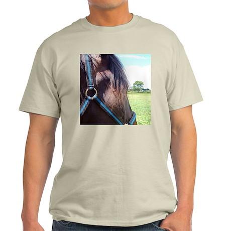 MAYBE Ash Grey T-Shirt