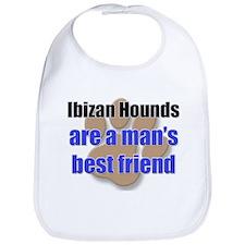 Ibizan Hounds man's best friend Bib