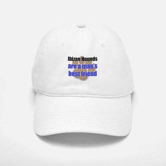 Ibizan Hounds man's best friend Baseball Baseball Cap