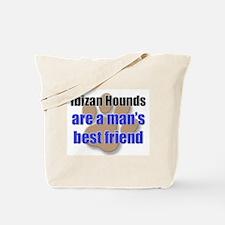 Ibizan Hounds man's best friend Tote Bag