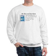 Defenestration Sweatshirt