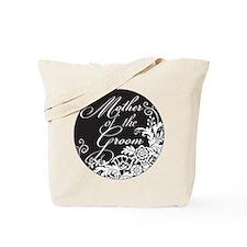 Elegant Floral Mother of the Groom Tote Bag