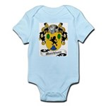 Murchison Family Crest Infant Creeper